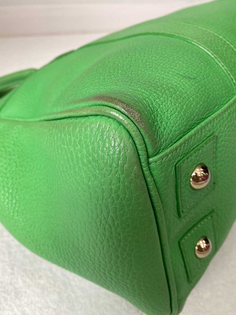 Mulberry Bayswater Green Classic Grain Bag