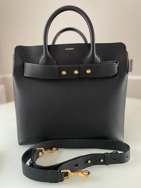 Burberry Black Medium Belt Bag